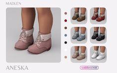 Toddler Cc Sims 4, Sims 4 Toddler Clothes, Sims 4 Cc Kids Clothing, Sims 4 Mods Clothes, Toddler Shoes, Kid Shoes, Girl Toddler, Children Clothing, Maxis