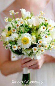 свадьба полевые цветы желтые - Поиск в Google