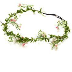 Backyard Festival Headband ($19) ❤ liked on Polyvore