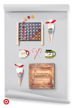 Give your game-on gurus gifts to cheer about like Connect 4, Monopoly & some gaming fuel.