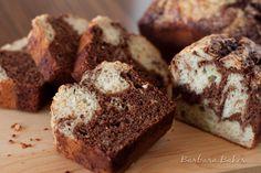 Marbled Chocolate Banana Bread  ___________________________  Barbara Bakes