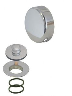 Watco Manufacturing 959290-BN QuickTrim Innovator Lift and Turn Trim Kit, Brushed Nickel by Watco. $42.71. From the Manufacturer                Install chrome on the rough-in and easily upgrade to a special finish without removing the strainer body. Watco's Model 959290 Innovator QuickTrim kits feature a strainer body cover that is thinner than a standard strainer body (.03-Inch ) that will not create a water dam. It also produces very little additional height o...