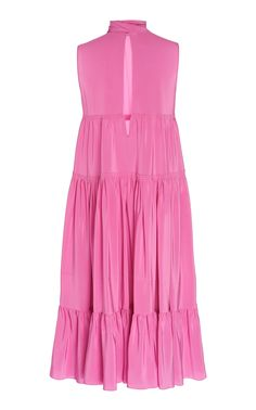 Rochas Quartiere Woven Dress