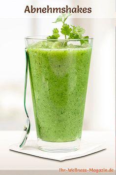 Grüner Smoothie zum Abnehmen