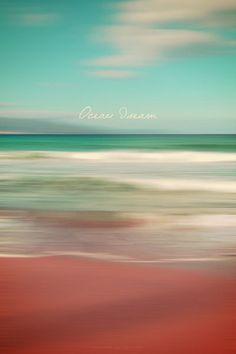 'Ocean Dream IV' von Pia Schneider bei artflakes.com als Poster oder Kunstdruck $18.71