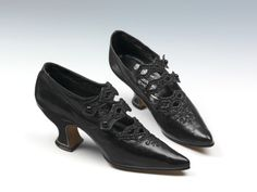 Shoes 1908 The Victoria & Albert Museum