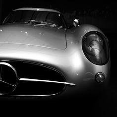 Silver Bullet Mercedes.