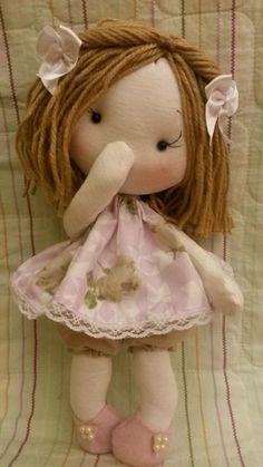 Olá artesãs, Essas são as bonecas para nichos que fiz inspiradas no molde do Silvandro, amei! Aproveite e faça a sua também... =)  Curtiu? Então Comp