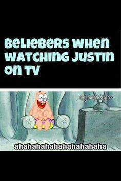 oh  how i love my fellow beliebers :)