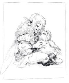 ArtStation - Daily Sketches Week 45, Even Amundsen
