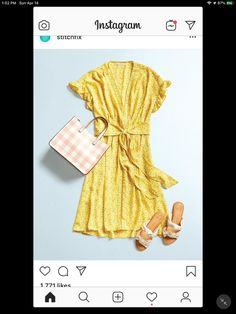 Looking for a new way to shop for women's clothes? Try a Stitch Fix personal stylist and get a box of handpicked clothing sent right to your door. Stitch Fix Dress, Summer Outfits, Cute Outfits, Work Looks, Striped Knit, Personal Stylist, Outfit Of The Day, Style Me, Fashion Outfits