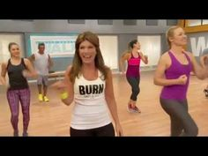 Leslie Sansone: Burn to the Beat - YouTube