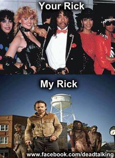 Actually, I'll take both. Love me some Rick James too :)