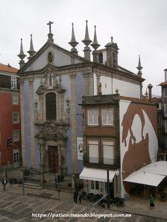 OPORTO: Igreja Paroquial de São Nicolau