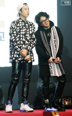 P.O & Taeil <3 Block B