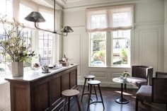 Imagine having a cafe in your own home... from the San Francisco Decorator Showcase 2015