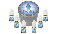 Enter To Win a *Halo Purity E-Juice Sample Pack By Halo Cigs http://HaloCigs.com/  - Enter Here - http://FreeVapeSpot.com/
