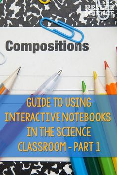 All your questions are answered in this in depth guide of how to use interactive science notebooks with your middle school students! Part 2 tips for teachers! Science Curriculum, Science Classroom, Science Education, Physical Science, Classroom Ideas, Teaching Chemistry, Science Chemistry, Classroom Door, Earth Science