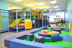 Worlds of Wow, Los gimnasios infantiles estimulan el buen desarrollo de los niños.   #childrensspaces #espaciosparaniños #kidsdesign #kidsdecor #childrensgym