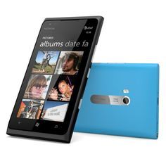 Lumia 900, I want one...but which color?  Cyan, black or white? Love the Windows Phone OS, it make for efficient use of my time.