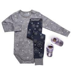Hyggesæt med body & leggings fra #papfar og sutsko fra #melton  #STYLEPITkids #aw15 #julehygge