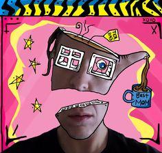 Self Portrait - I'm a little Teapot
