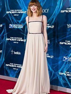 Emma Stone's Prada princess dress... swoon