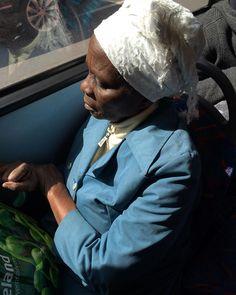 109/366 - Sleepy  #woman #candid #sleepy #bus #travel #journey #london #city #urban #strangers #urbanexploration #portrait #makeportraits #african #mobilephotography #project365