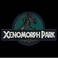 Xenomorph Park