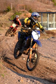 Motorcross....I want to do this so badly:)