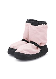Bloch Candy Pink Unisex Warm Up Bootie Boots size- Medium (large could work if there are no mediums)
