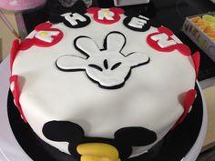 Otra Cake para el peque de Mickey Mouse