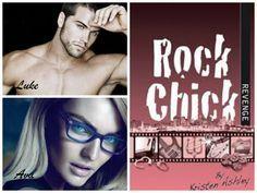 Rock Chick Revenge (Luke & Ava) - by Kristen Ashley