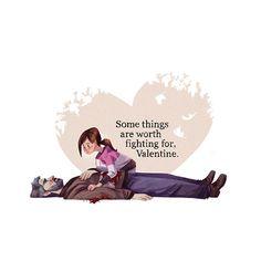 The Last of Us Valentine 2014