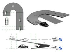 car park ramps desigs - Google Search