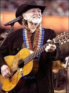 Good Ole Willie Nelson music-happiness-love