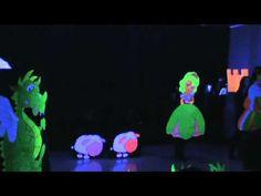 Teatro San Jorge y el dragón - YouTube