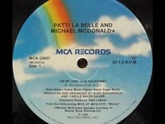 Patti LaBelle & Michael McDonald - On My Own (1986)