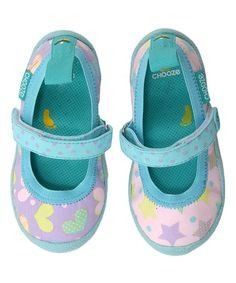 8716213a0c24c2 Celebrate Pastel Dance Mary Jane - Kids by CHOOZE  zulily  zulilyfinds  Girls Shoes