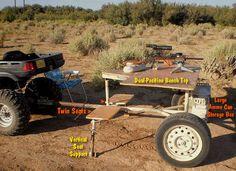 Shooting Bench « Daily Bulletin