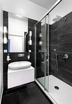 Zdjęcie numer 12 w galerii - Aranżacja małej łazienki z prysznicem