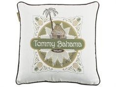 Tommy Bahama Outdoor Paradise Pillow Long Weekend 20 x 20