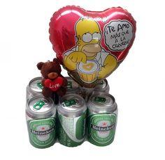 BeerOso en Detallitos.co, detalles y regalos a domicilio en Villavicencio Little Things, Ideas Para, Valentines, Deco, Men Gifts, Birthday Gifts, Gift Shops, Liqueurs, Sweets