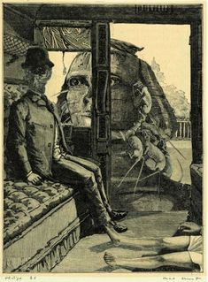 Max Ernst   La Petite Mélancolie