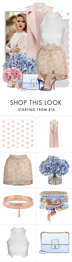 """""""sunny day"""" by kiera-van-witte ❤ liked on Polyvore featuring Ethan Allen, Dsquared2, Accessorize, Topshop, Dolce&Gabbana and Giuseppe Zanotti"""