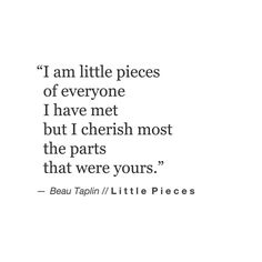 Beau Taplin | Little