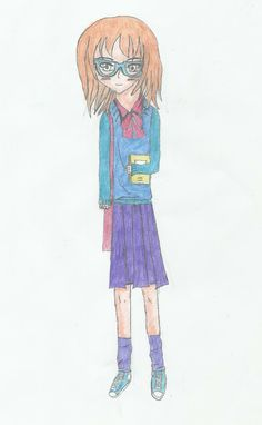 Clothes anime high school #BoysandGirl #Myidea #fashionanime