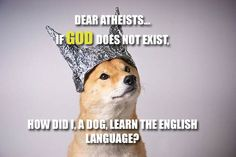 """I"" a dog"
