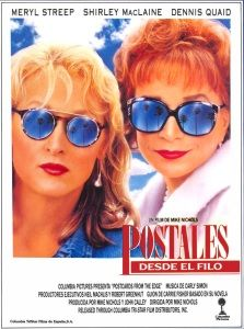 Postales desde el Filo(Postcards from the Edge,1990) Vista el18-ene-15