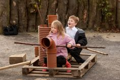 Check out the latest news and views about outdoor learning and play! Outdoor School, Outdoor Classroom, Classroom Door, Outdoor Learning, Outdoor Activities, Toddler Activities, Learning Activities, Deconstructed Role Play, Layout Design